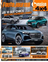 L'AUTO-JOURNAL 4x4_88