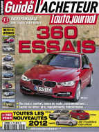 Abonnement L'Auto Journal + Guides