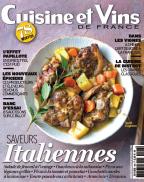 Abonnement Cuisine et Vins de France