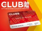 Adhésion au Club Auto Plus + une montre