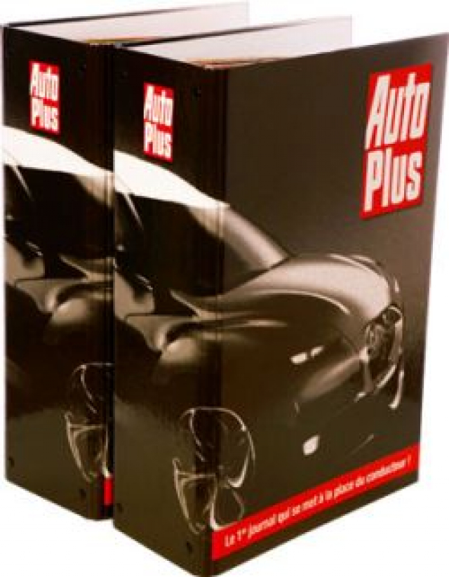 2 Reliures Auto Plus