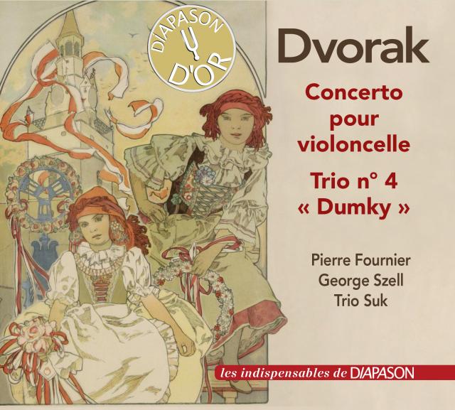 """Indispensable n°128 : Trio n°4 """"Dumky"""""""