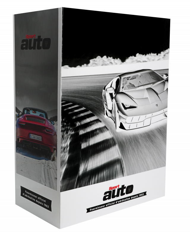 Reliure Sport Auto