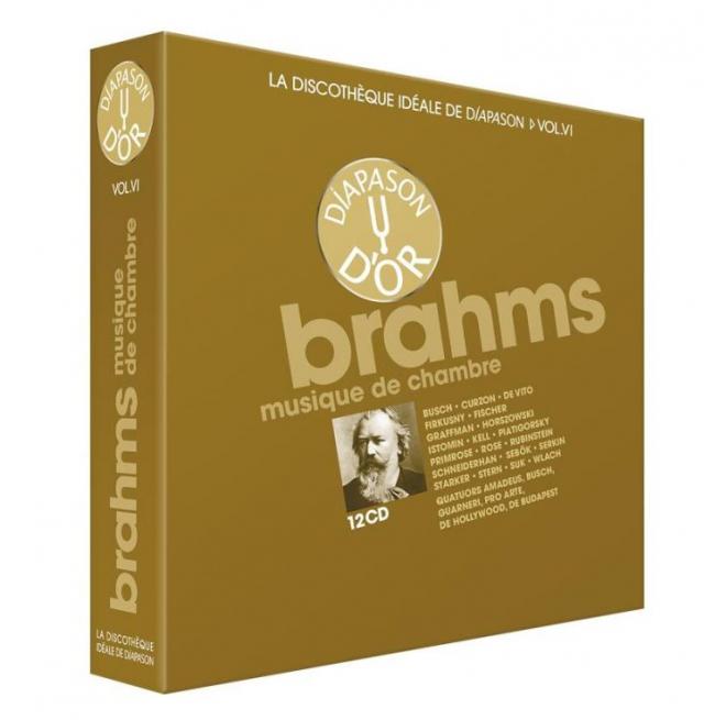 Discothèque Diapason 6 : Brahms