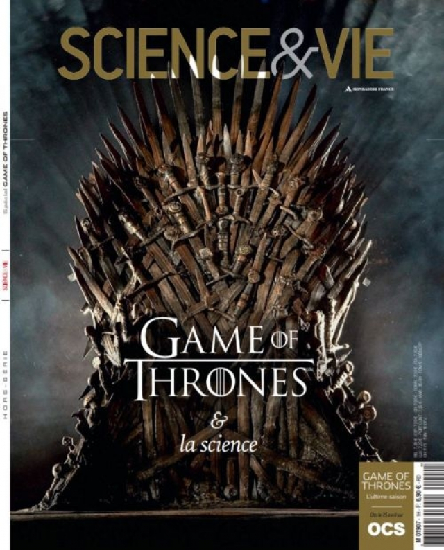 Science & Vie - Game of thrones & la science