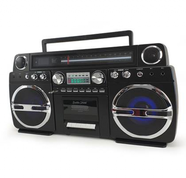 Radio CD Cassettes Retro