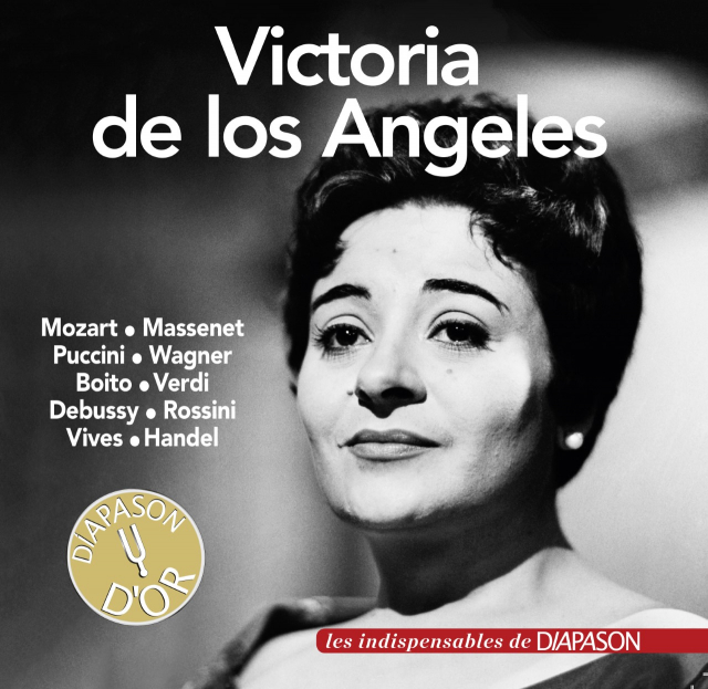 Indispensable n°122 : Victoria de los Angeles