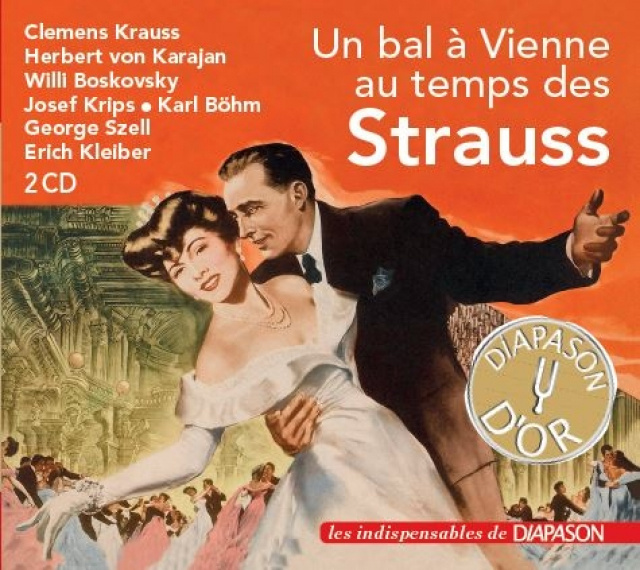 Indispensable n°110 : CD Strauss
