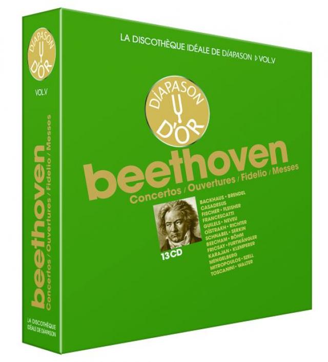 Discothèque Diapason 5 : Beethoven