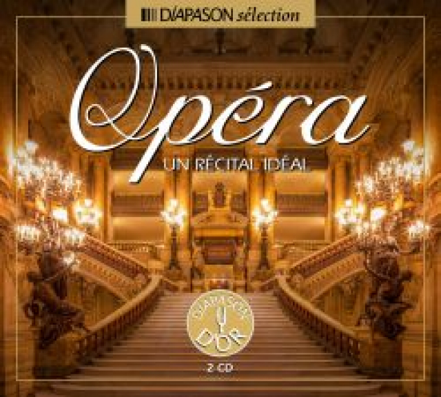 Le double CD Opéra