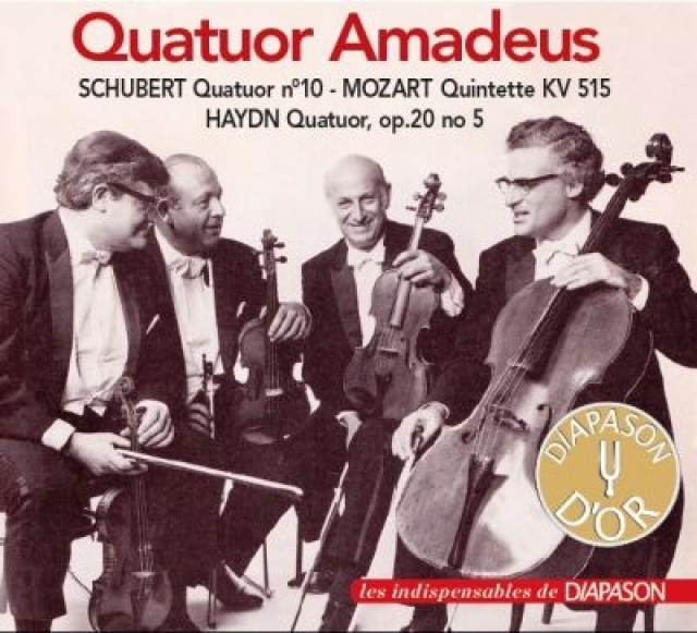 Indispensable n°104 : Quator Amadeus