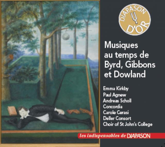 Indispensable n°114 : Musiques au temps de Byrd, Gibbons et Dowland