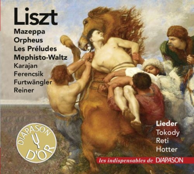 Indispensable n°112 : Liszt