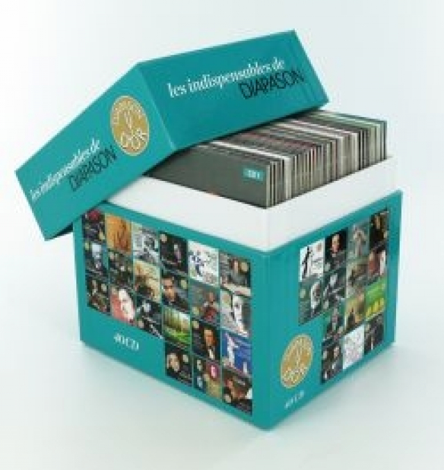 Le coffret 40 CD indispensables Volume 2