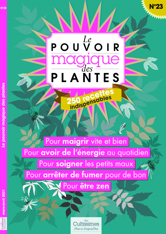 Cultissime n°23 : Le pouvoir magique des plantes