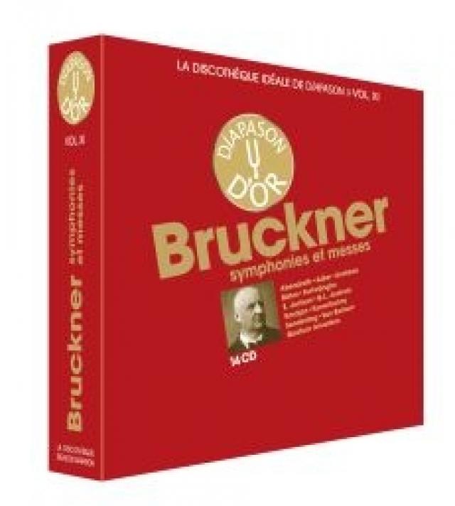 Discothèque Diapason 11 : Bruckner