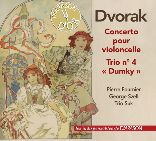 "Indispensable n°128 : Trio n°4 ""Dumky"""