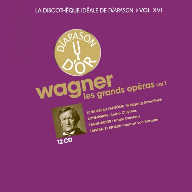 Coffret Diapason n°16 Wagner
