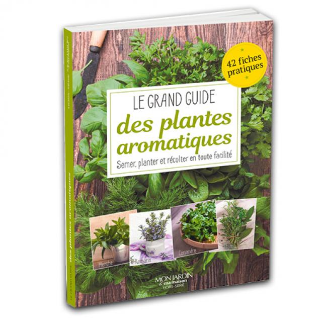 Grand guide des plantes aromatiques
