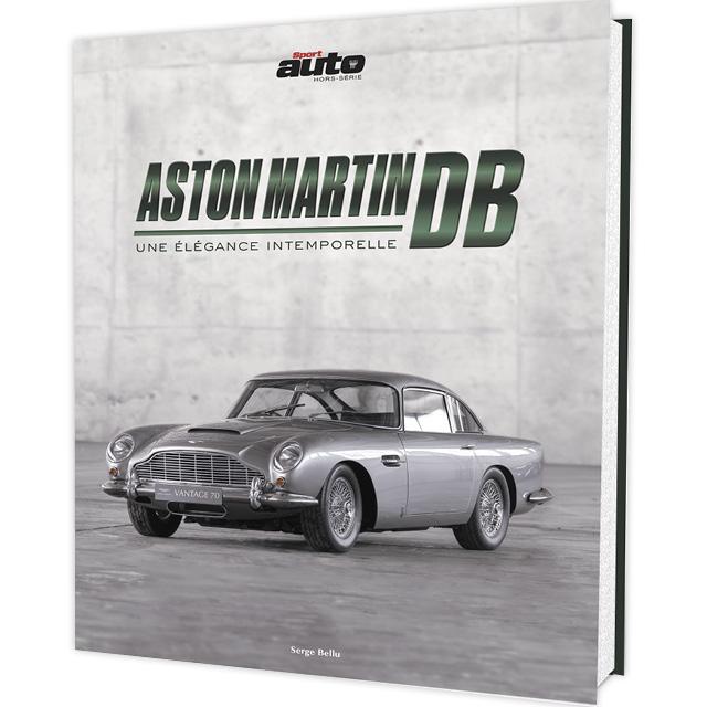 Aston Martin DB, SPORT Auto Hors-série