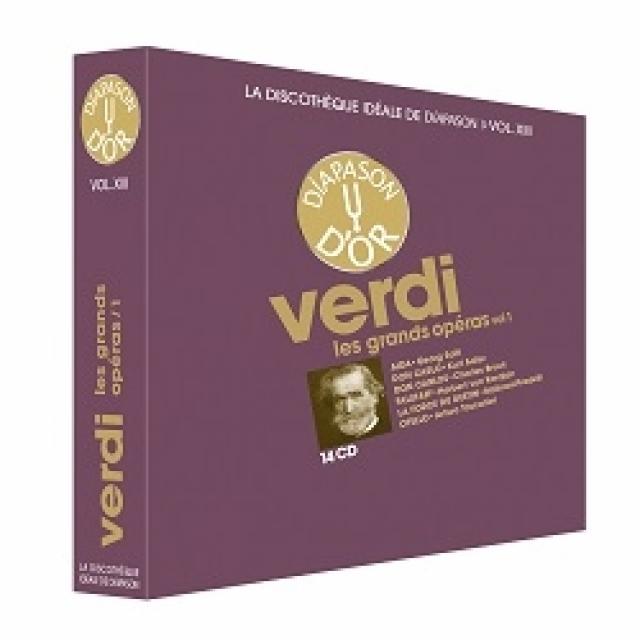 Discothèque Diapason 13 : Verdi