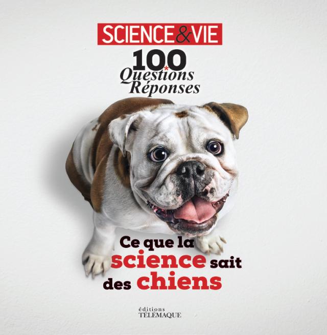 """Livre """"Ce que la science sait des chiens"""""""