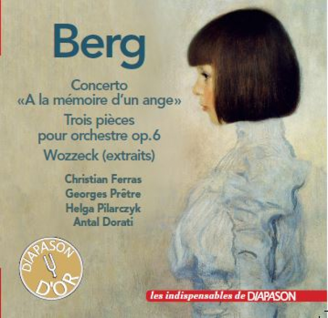 CD Indispensable n°124 : Berg