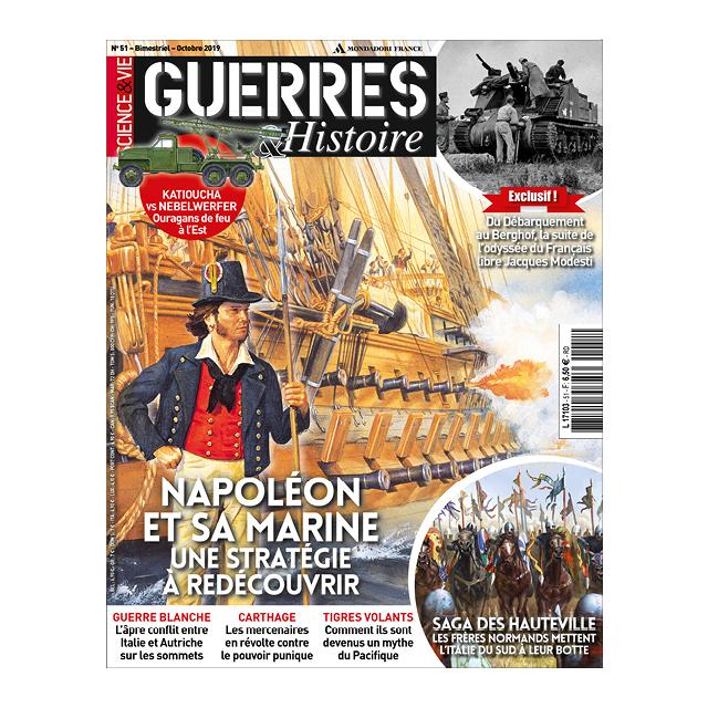 Guerres & Histoire n° 51 : Napoléon et sa marine