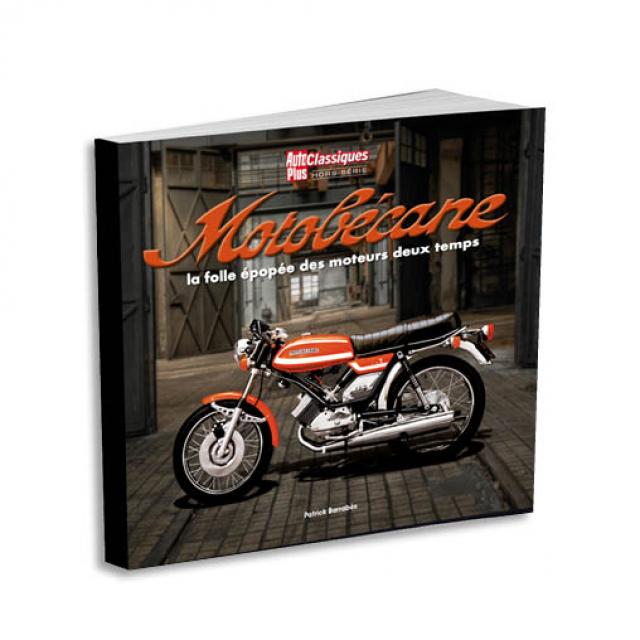 Motobecane Deux Temps, Auto Plus Classiques Hors-série
