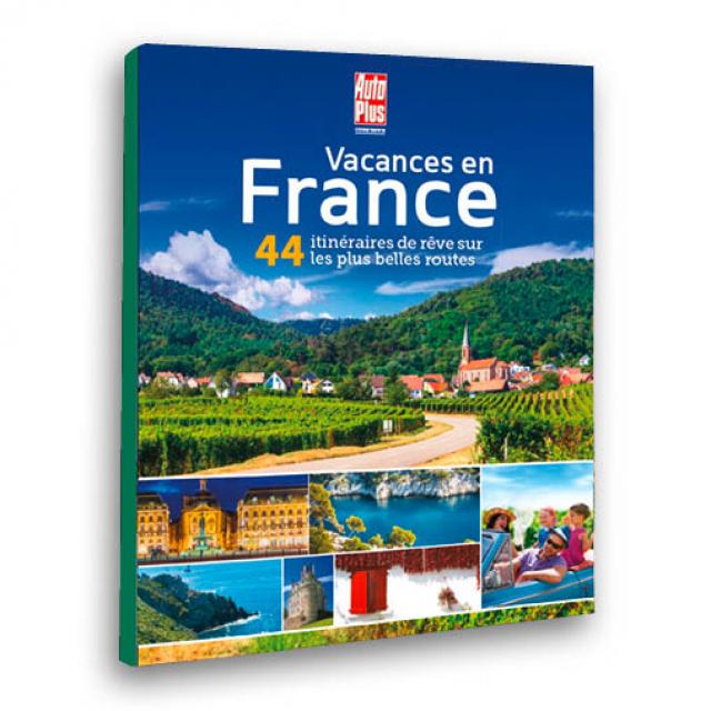Vacances en France, Auto Plus Hors-série