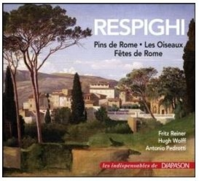 Indispensable n°101 : Respighi