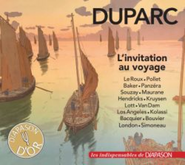 CD indispensable n°120 – Duparc