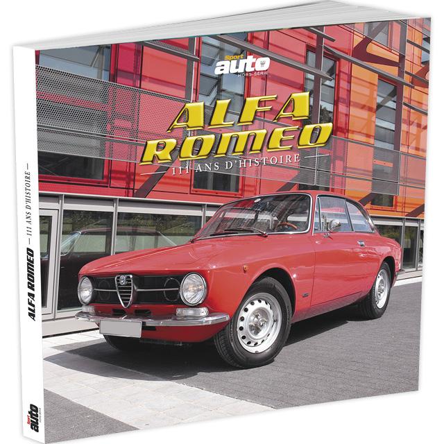Alfa Roméo, SPORT Auto Hors-série