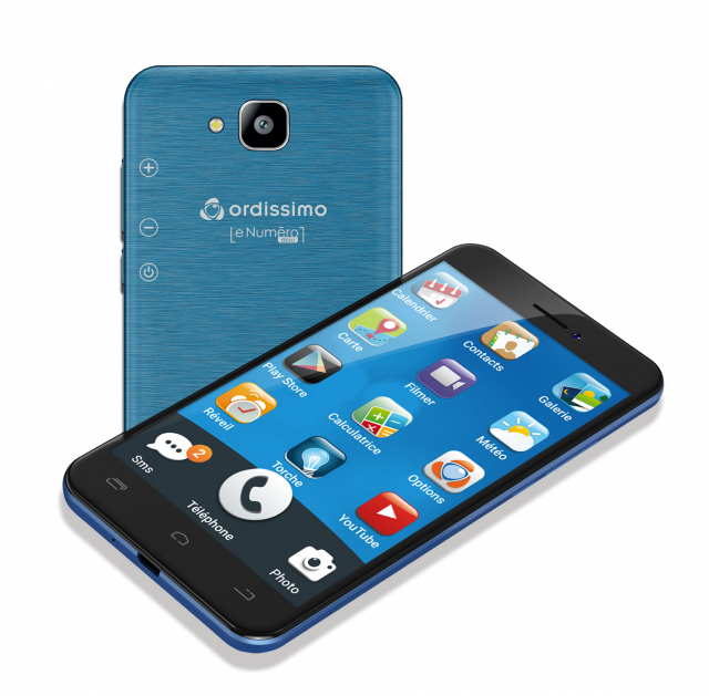 Smartphone Ordissimo