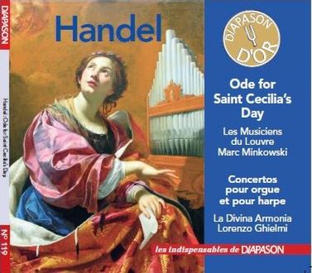 CD indispensable n°119 - Handel