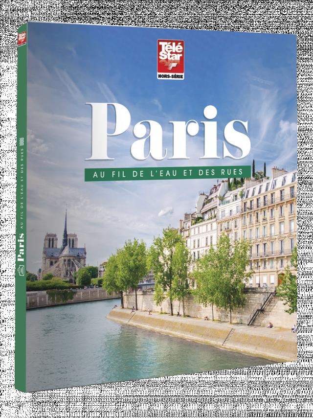 Paris au fil de l'eau et des rues