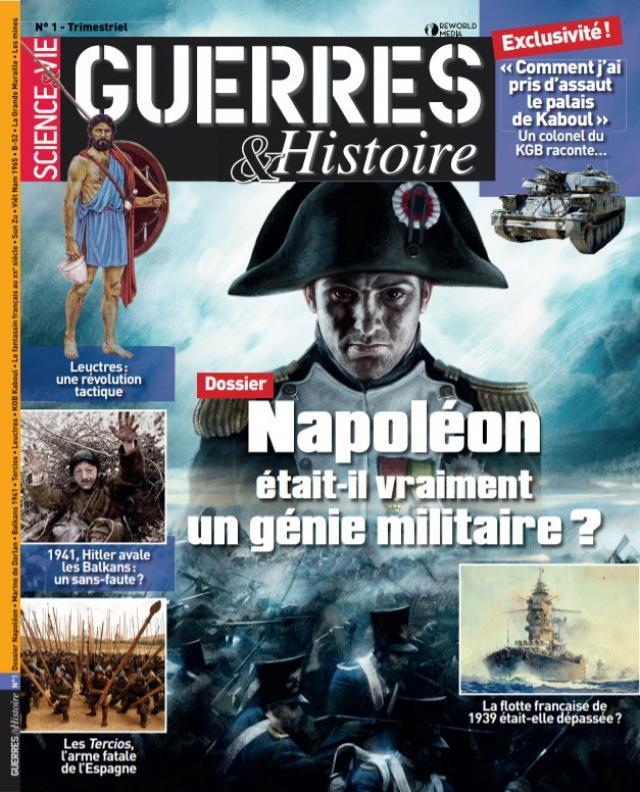 Guerres & Histoire n°1 : Napoléon est-il vraiment un génie militaire ?