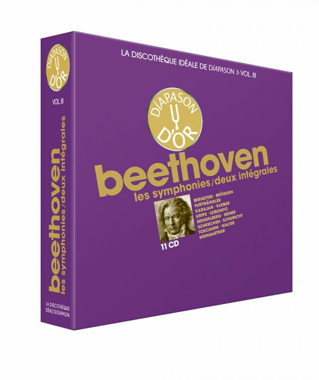 Discothèque Diapason 3 : Beethoven