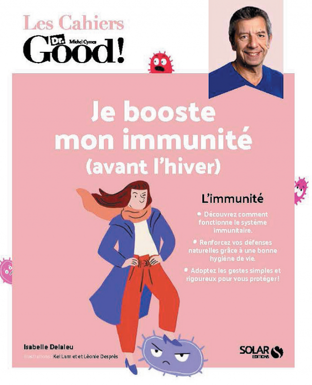 Je booste mon immunité !