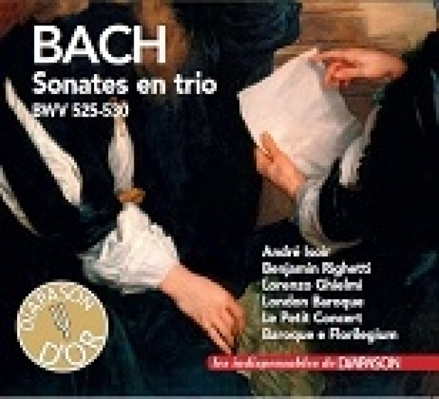 Indispensable n°111 : Bach Sonate en trio