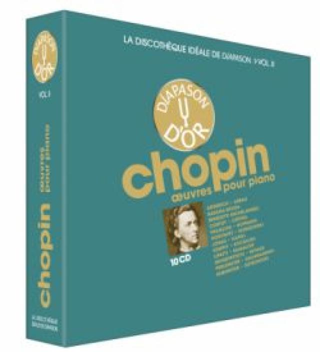 Discothèque Diapason 2 : Chopin