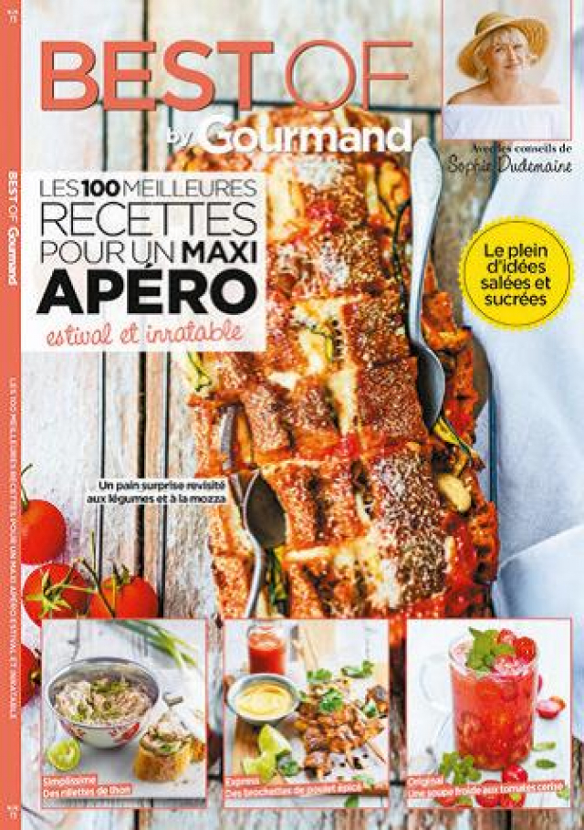 Best of Gourmand : Maxi apéro
