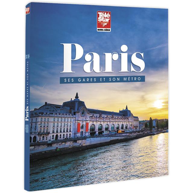 Paris ses gares et son métro