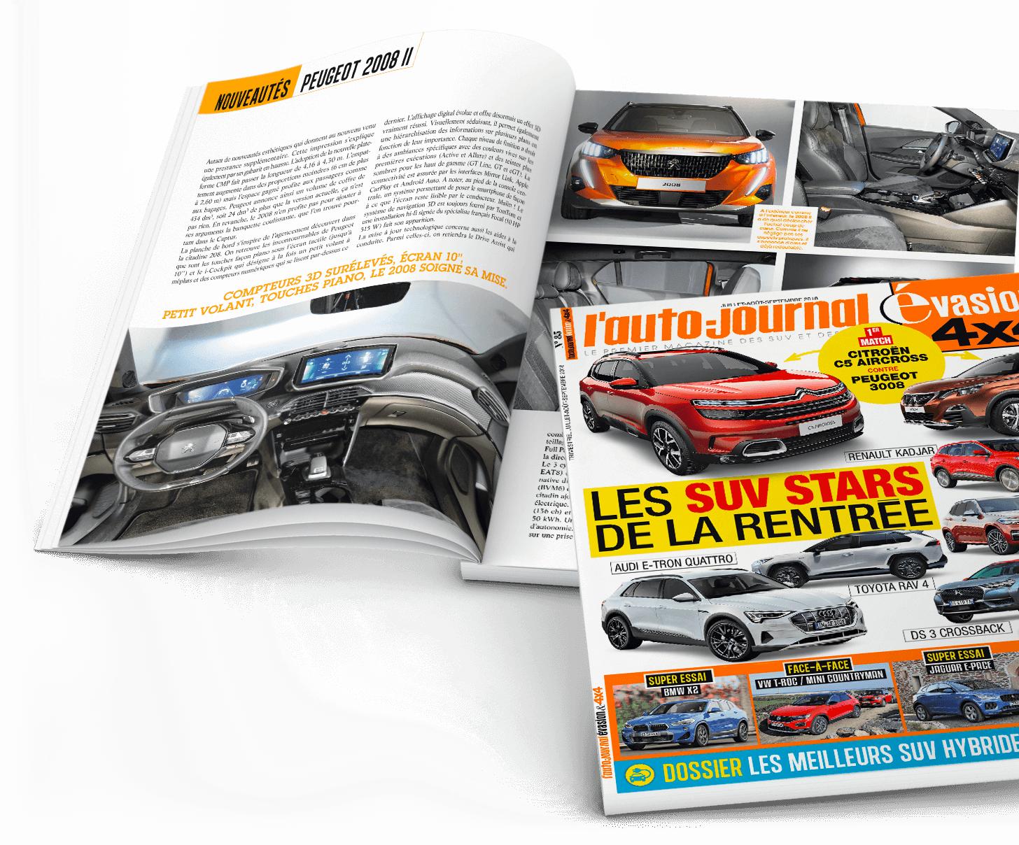 L'Auto-Journal 4x4